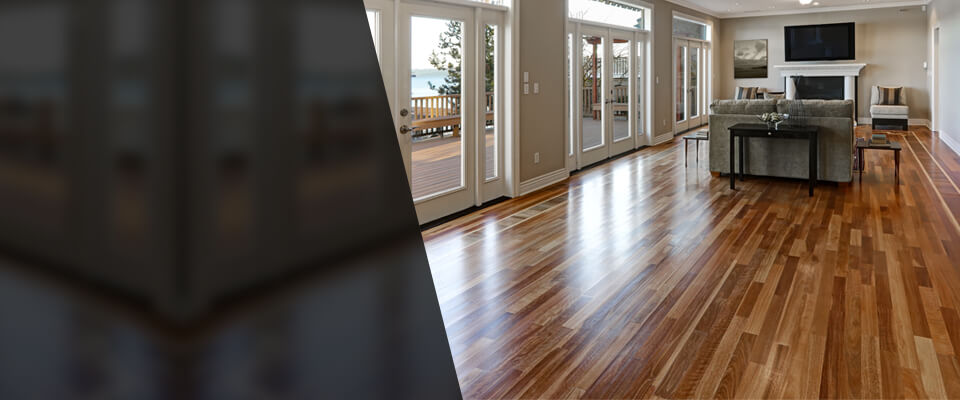 Hardwood Flooring Install